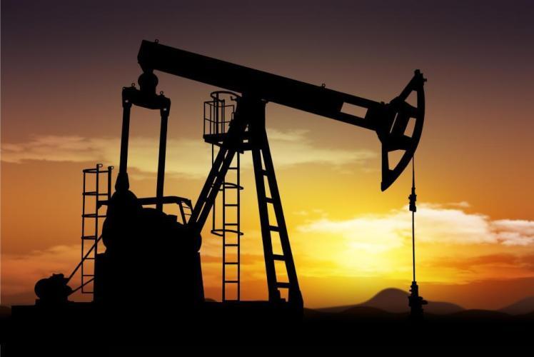 oil graphic