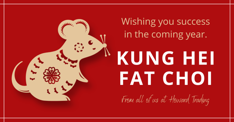 Chinese Lunar New Year Card
